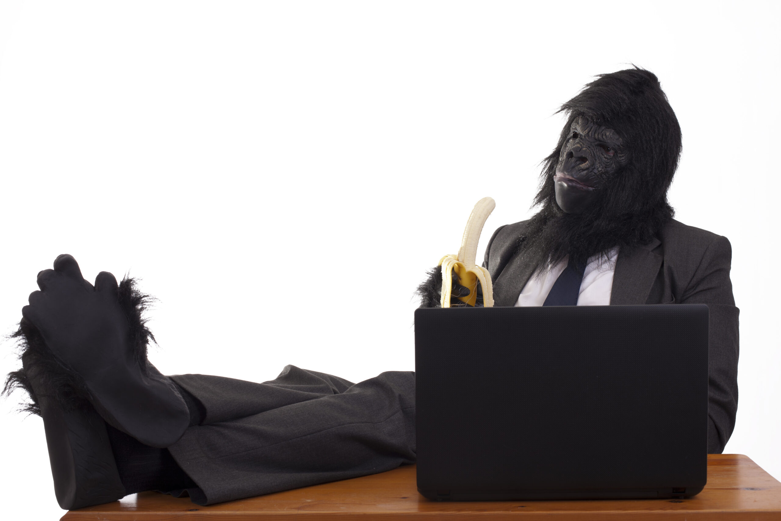 Marketing, webinars and the gorilla experiment
